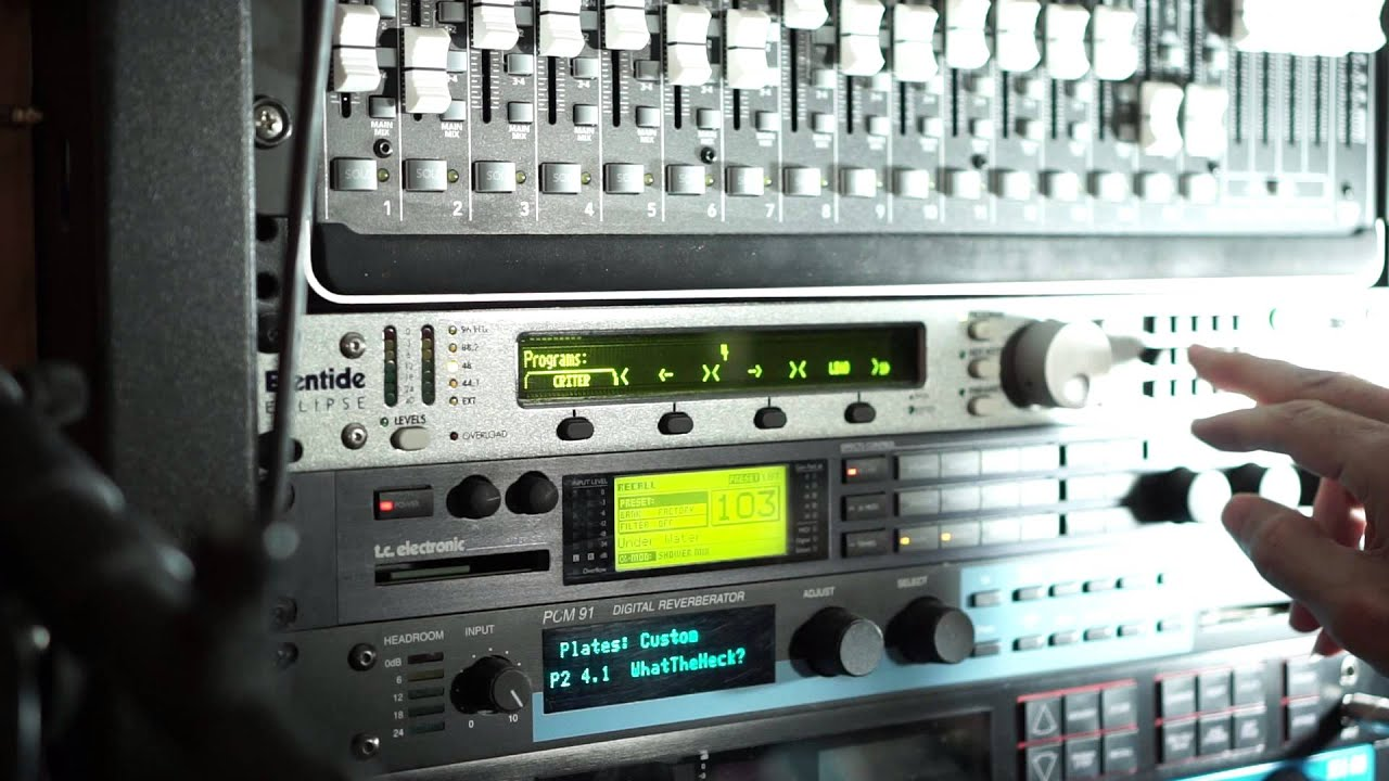 Eventide eclipse v4 excellent condition with manual   #152036169.