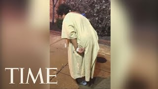 Woman Discharged From Maryland Hospital Wearing Only Gown And Socks On Frigid Night | TIME