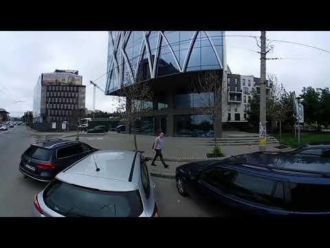 Spații De Birouri De închiriat în Cluj - The Cube - Video 360°