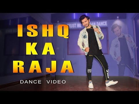 Ishq Ka Raja Dance Video | Vicky Patel Choreography