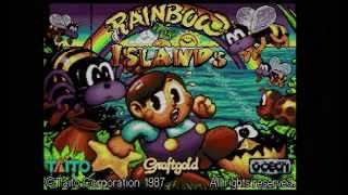 Rainbow Islands (Atari ST)