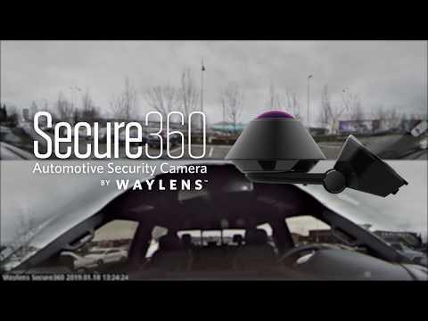 Waylens Secure360 User Video - Smash And Grab