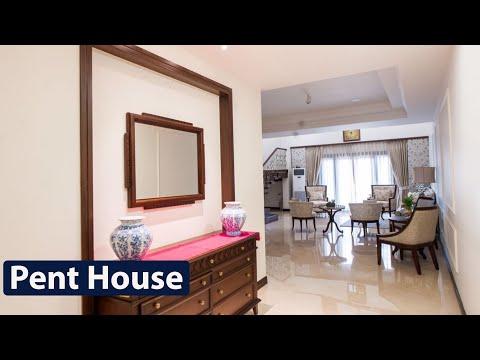 Luxury Apartment 4BHK Duplex Penthouse Apartment in NR Orchid Gardenia Bangalore North