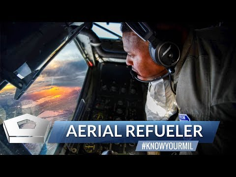 Cool Jobs - Aerial Refueler