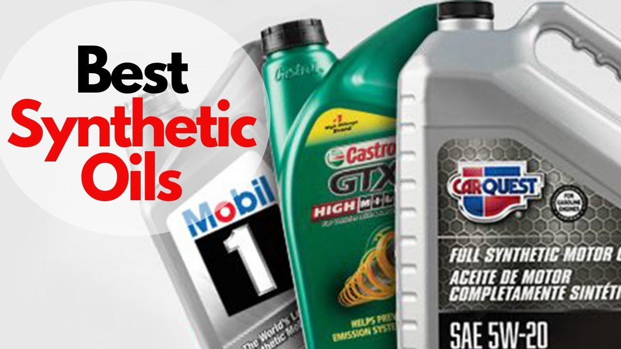 10 best synthetic oils top ten best synthetic car oils for What is the best motor oil to use