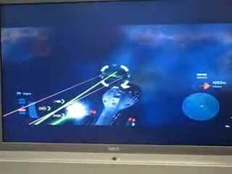 Star Trek Legacy Game Play Video @ STCON