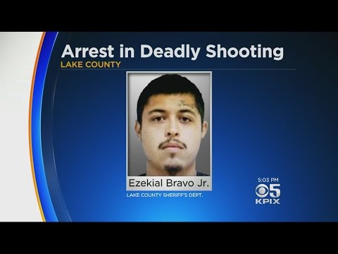 Arrest Made In Deadly Shooting At Elem Indian Colony In Lake County