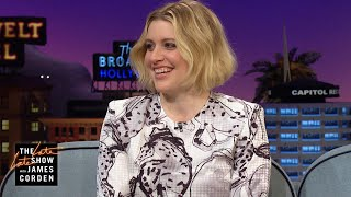 Greta Gerwig Channeled Marishka Hargitay During Pregnancy