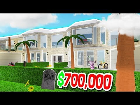 roblox bloxburg how to build a mansion