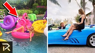 This Is How Donald Trump's Kids Spend His Billions