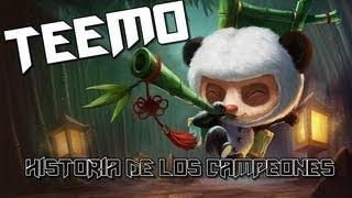 Teemo (Español - HD) Historia de los Campeones