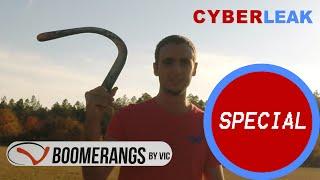 Boomerang Fun ||SPECIAL EPISODE!|| (IRL)
