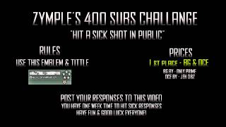 400 Subs Challange! SICK PRICE