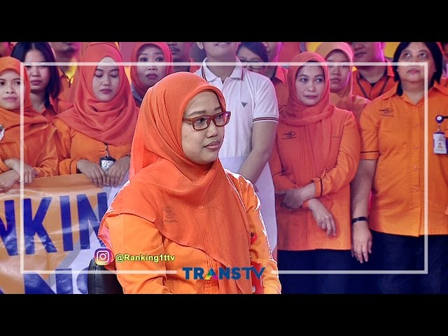 RANKING 1 - Kantor Pos Fatmawati Vs Arisan Perawat Jakbar Part 4/4