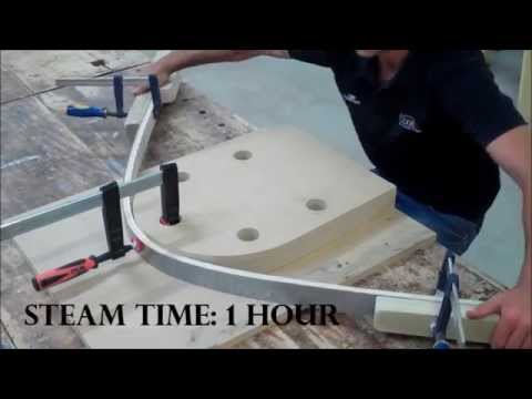 Steam Bending Timber (Ash)
