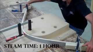 Steam Bending Timber (Ash)