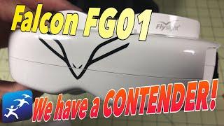 Flysight Falcon FG01 Review.  A worthy Fatshark Alternative