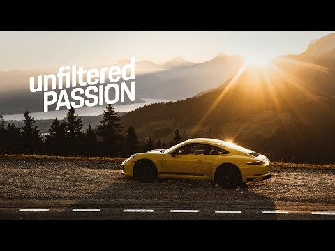 Download Youtube: Porsche 911 Carrera T: Unfiltered Passion