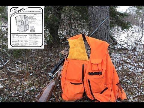 DIY Hunter's Vest