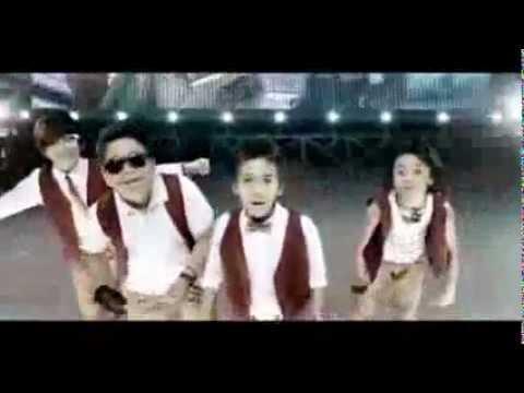 Coboy Junior - Terhebat (official video clip) (lyrics on description)