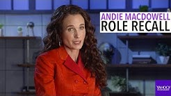 Andie MacDowell opens up about her roles in 'Groundhog Day,' 'Four Weddings and a Funeral' and more