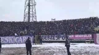 Gambar cover Eskiçarşı İsmetpaşa'da ! (Gebzespor-Kocaelispor)