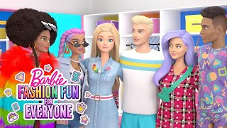 VIP SECRET FASHION SHOW?!  | Fashion Fun For Everyone | @Barbie