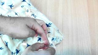 Обзор распаковка Платье бежевое в птичках