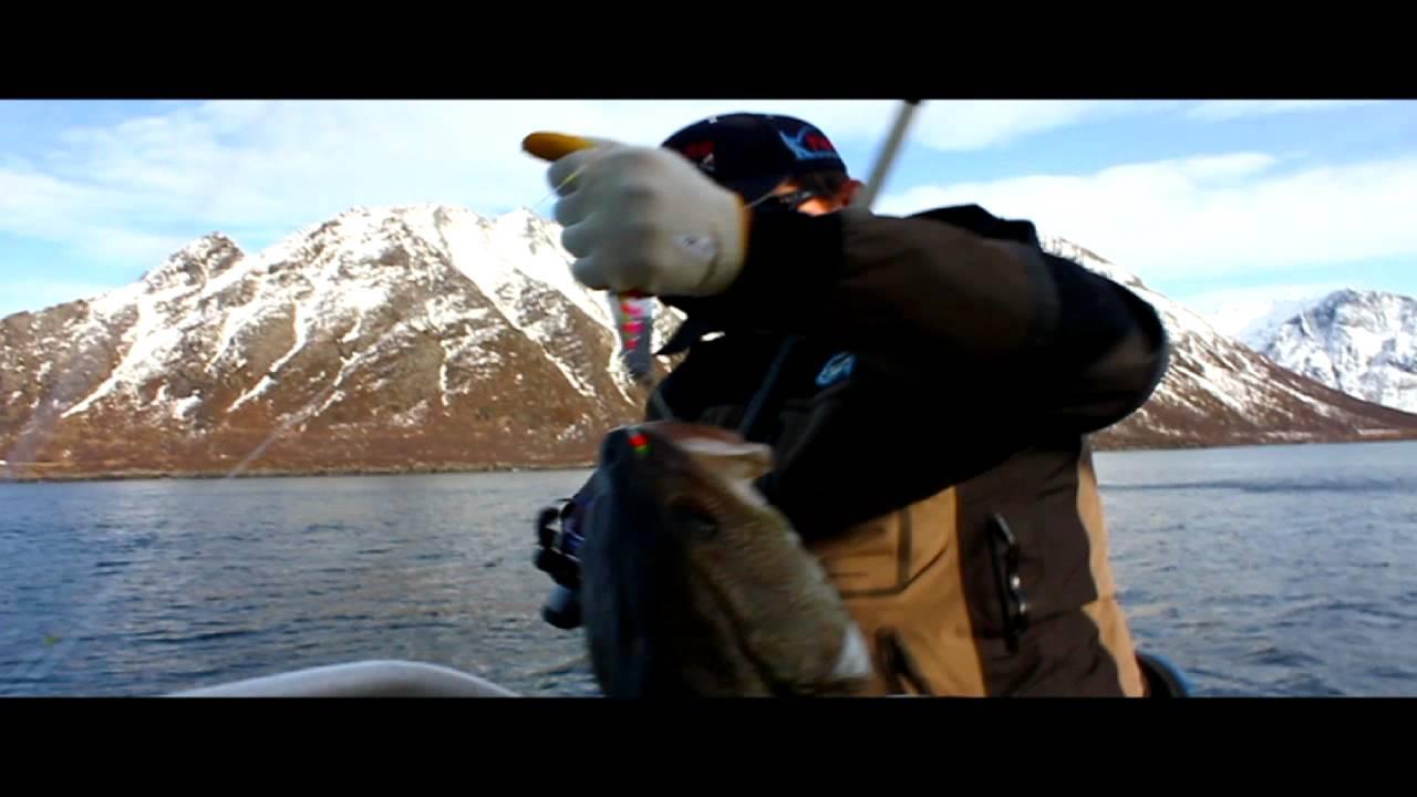 Рыбалка в Норвегии - Fishing in Norway