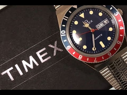 Q Timex Q: Unboxing, Reaction, Setting, And Adjusting