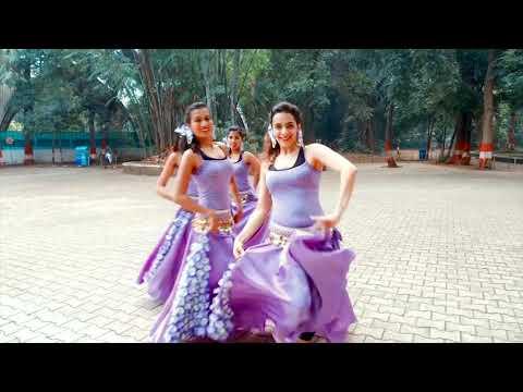 Jashn-e-Bahara | Jodhaa Akbar | Aziza & Stepz Team | Belly Dance | DanceatStepz