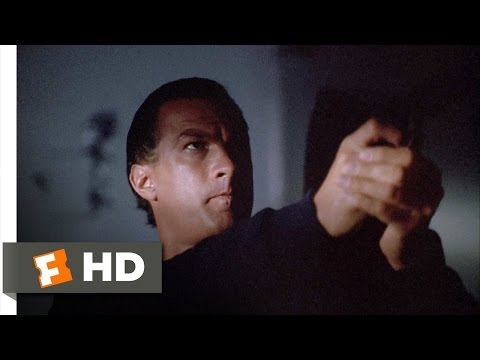 Under Siege (9/9) Movie CLIP - Blame It On The Cook (1992) HD