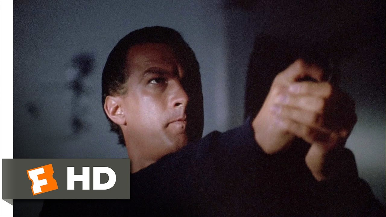 Under Siege 99 Movie Clip Blame It On The Cook 1992 Hd Youtube