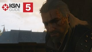 The Witcher 3: Hearts of Stone Walkthrough - Open Sesame: The Auction (1/6)