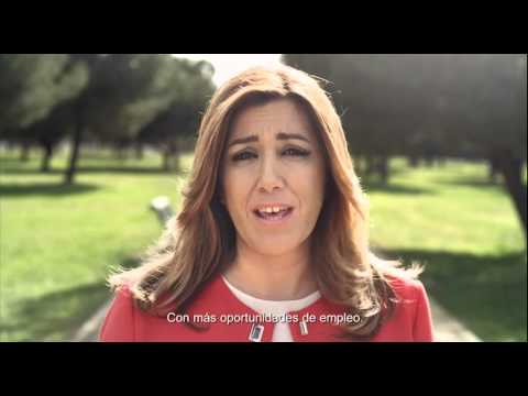 Andalucía tiene mucho que decir. Confía en Susana.