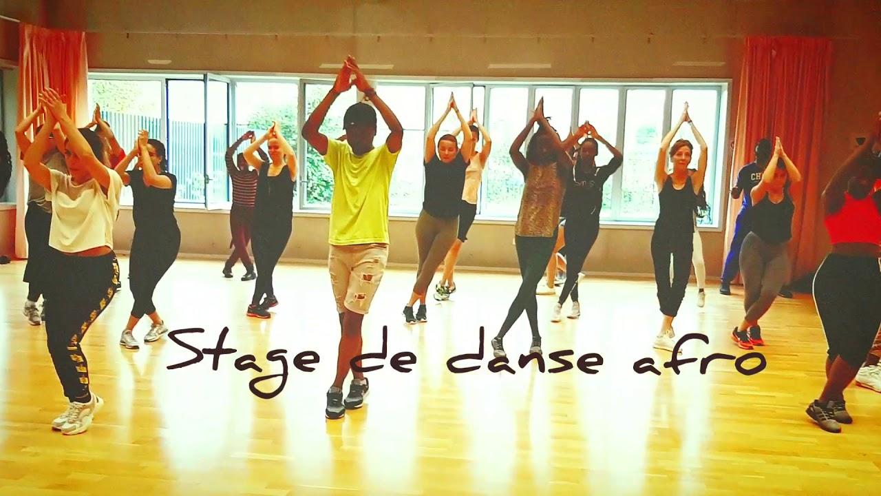 Performance danse afro par Alex @bigmax237