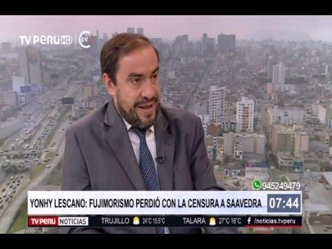 """Congresista Lescano: """"El fujimorismo convirtió la educación en mercancía"""""""