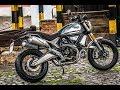 Ducati Scrambler 1100 Launch Test