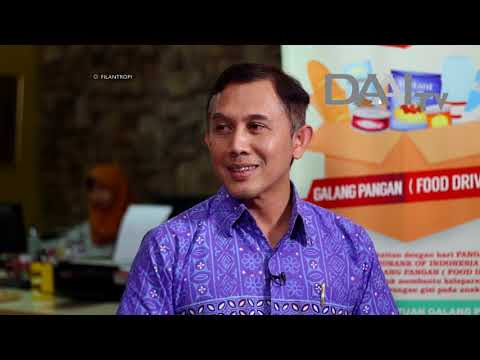 Filantropi Hendro Purnomo & Wida - Foodbank of Indonesia | Eps. 24 DAAI TV