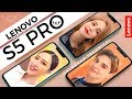 Lenovo S5 PRO Official Product Video - Trailer, Introduction, Commercial