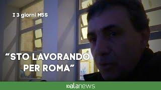 """M5S, a Pescara a sorpresa Romeo: """"Sto lavorando per Roma"""""""