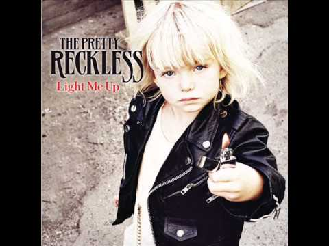 The Pretty Reckless - Factory Girl - With Lyrics