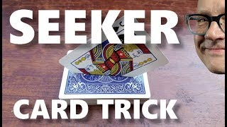 Learn Mind-Blowing 'Seeker' Card Trick! (Astound Your Friends!)