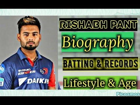 Biography of Rishabh Pant, Who is Rishabh Pant  House, Family, LifeStory, Life style of Rishabh Pant