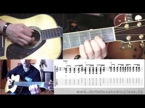 ★Motörhead - I AINT NO NICE GUY  Guitar Lesson +SOLO +TABS (4K HD+)