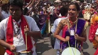 Aarambha dhol tasha pathak | Gudhipadwa 2019 | Pahila naman