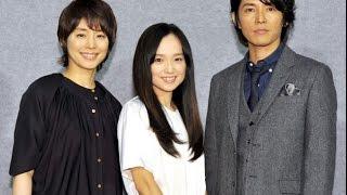 永作博美さんの髪型。NHKドラマ「さよなら私」