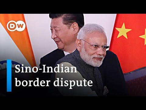 'Violent face-off' on disputed Himalayan border? | DW News
