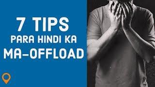 Philippine Immigration Tips Para Hindi Ka Ma-OFFLOAD!