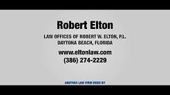 Personal Injury Attorney Daytona Beach, Florida   Elton Law Firm